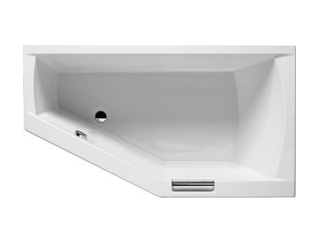 Ванна Riho Geta асиметрична 160*90 см, L (BA87)