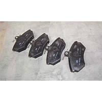 Колодки тормозные передние (с ушком) A15/T11/B11/A21/CK  Чери Амулет А15 / Chery Amulet A15 A11-3501080