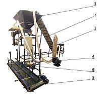 Оборудование для фасовки древесного угля
