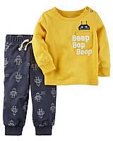 Костюм - реглан и штанишки Carter's для мальчика