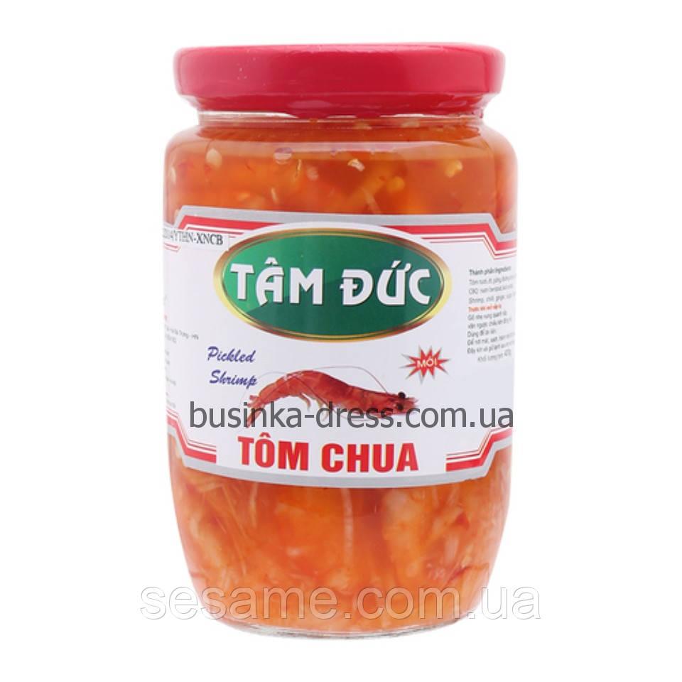 Креветки в кисло-солодкому соусі TOM CHUA Tam Duc 430г (В'єтнам)