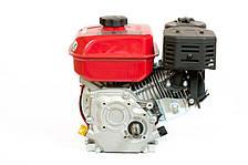 Бензиновый двигатель Weima WM170F-3 (R) NEW (7 л.с., шестеренчатый редуктор, шпонка)