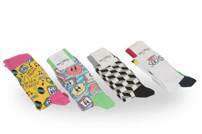 Шкарпетки унісекс Happy Socks, фото 2