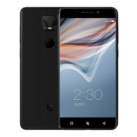 """Смартфон LeEco Le Pro 3 x651 4/32Gb Black, 10 ядер, 13+13/8Мп, 5.5"""" IPS, 2 SIM, 4G, 4000мАh, Helio X23"""