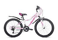 Avanti Jasmine 24 розовый подростковый велосипед , фото 1