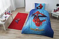 Постельное белье Tac Disney Spiderman Homecoming 160*220 подростковое