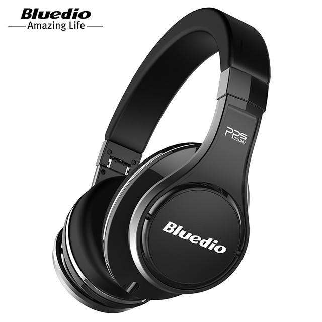 Наушники Bluedio U (UFO) Bluetooth  Black