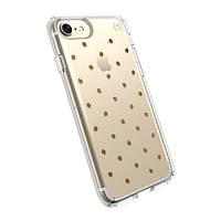 Чехол Speck для iPhone 8/7 Presidio Clear Transparent Golden Points (SP-79991-5752)