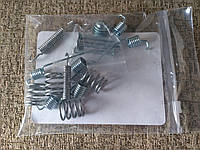Ремкомплект задних тормозных колодок (D203mm)Renault Kangoo Kubistar(QB105-0777)