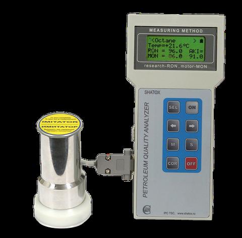 Анализатор качества нефтепродуктов SHATOX SX-300, фото 2