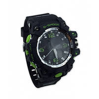Часы CASIO G-SHOCK CGS-010 Black/Green