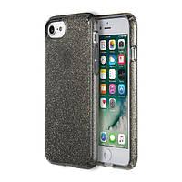 Чехол Speck для iPhone 8/7 Presidio Clear Transparent Dark Glitter (SP-79989-5637)