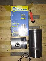 Комплект гильза - поршень для двигателей ЯМЗ