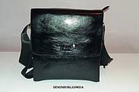 Сумка мужская MONT BLANC M0387-2 чёрная, фото 1