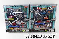 Набор транспорта металлический (JP1205)