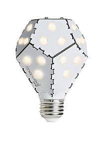 Лампа One LED E27 1200 люмен 3000K белый