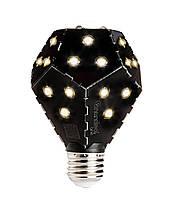 Лампа One LED E27 1600 люмен 6000K черная