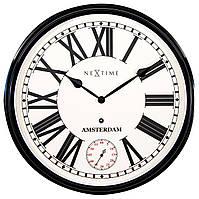 Настенные Часы Амстердам с секундной стрелкой
