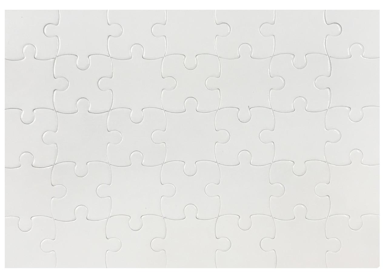 Пазл для сублимационной печати ( 35 эл.)