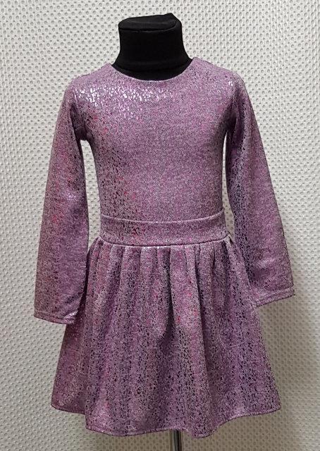 Детское платье Ксюша р. 104-122