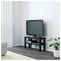 TV тумба LACK черная