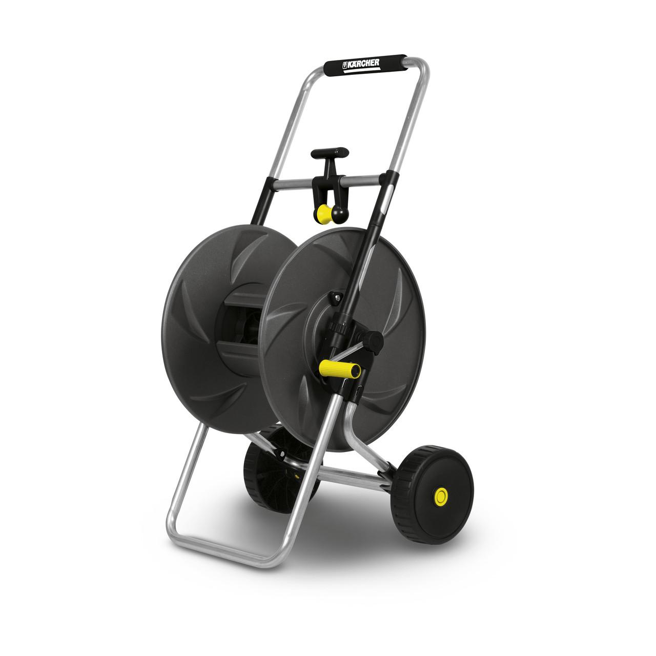 Візок для шлангу металева HT 80 M