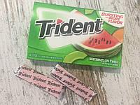Жевательная резинка Trident Сочный арбуз
