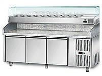 Охлаждающий стол для пиццы  POS208N#AGS203N GGM