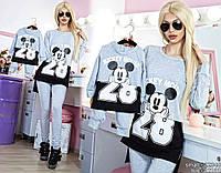 "Женский костюм с принтом "" Mickey Mouse """