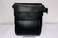 Сумка мужская POLO P86801-2 чёрная, фото 1