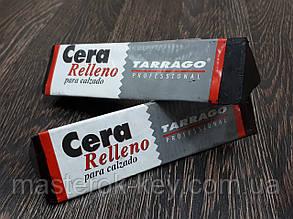 Воск-карандаш для подошв, рантов и каблуков Tarrago Filling Wax 120 гр цвет темно коричневый