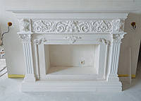 Декоративный камин №10