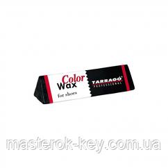 Воск-карандаш для подошв, рантов и каблуков Tarrago Color Wax (Для машинной полировки) 140 гр цвет черный