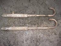 Трубы выхлопные глушитель К750 Урал