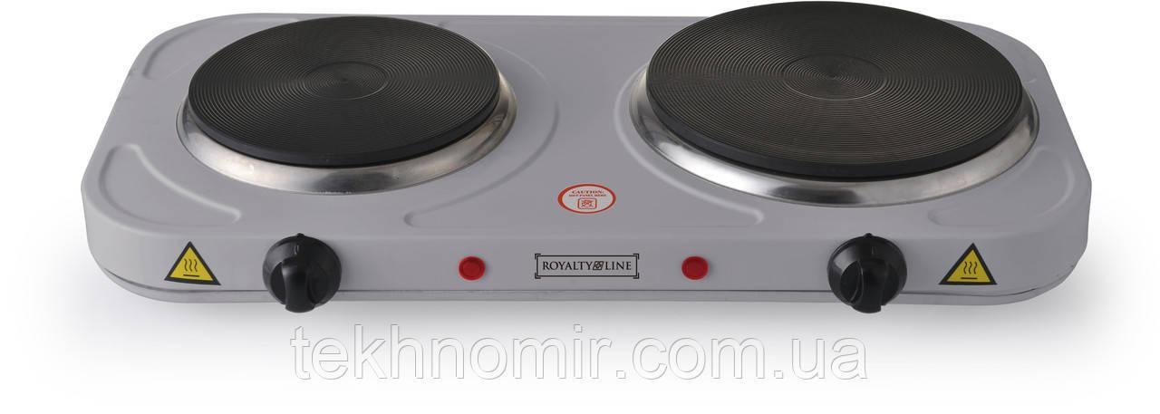 Плита електрична настільна Royalty Line RL-DKP2500.15