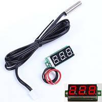 Термометр электронный Micro RED (4-28V)