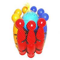 Кегли  детские с шаром (набор)