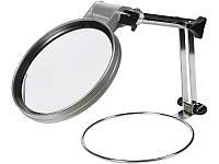 Лупа настольная 130мм, Magnifier 83024-1