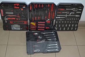 Набір інструментів AL-FA 187 cc (од), чемодан на колесах