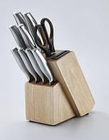 Набір металевих ножів Herenthal HT-MSH06-16011 10pcs, фото 1
