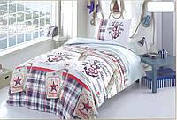 Детский комплект постельного белья 150*220 хлопок (8962) TM KRISPOL Украина