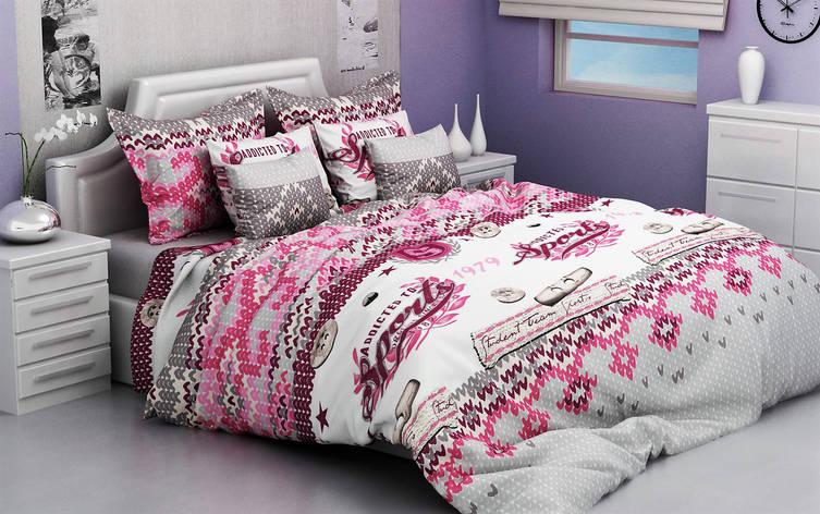 Детский комплект постельного белья 150*220 хлопок (8964) TM KRISPOL Украина, фото 2