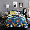 Комплект постельного белья Dinosaurs (полуторный) Berni