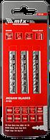Полотно для е/л по дереву, Т244D, 75x4,0 мм, 3 шт // МТХ