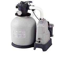 Песочный насос-хлоргенератор