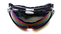 Маска (очки) горнолыжная Koestler 928-2 RED