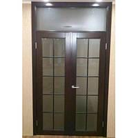 Двери деревянные распашные Модель S-4