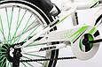 """Детский велосипед ARDIS SUMMER 20""""  Белый/Салатовый, фото 6"""