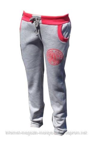 Спортивные штаны тёплые