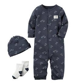 """Комплект одежды """"Собачки"""" от Carters"""